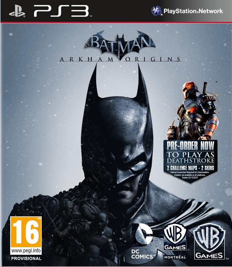 Batman Arkham Collection Edition Unites All Three Games