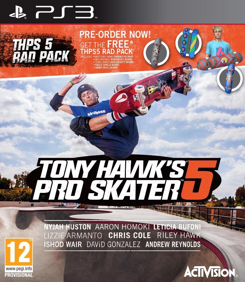 Kết quả hình ảnh cho Tony Hawks Pro Skater 3 cover ps3