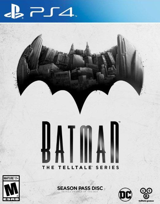 Batman The Telltale Series Trophy Guide Road Map