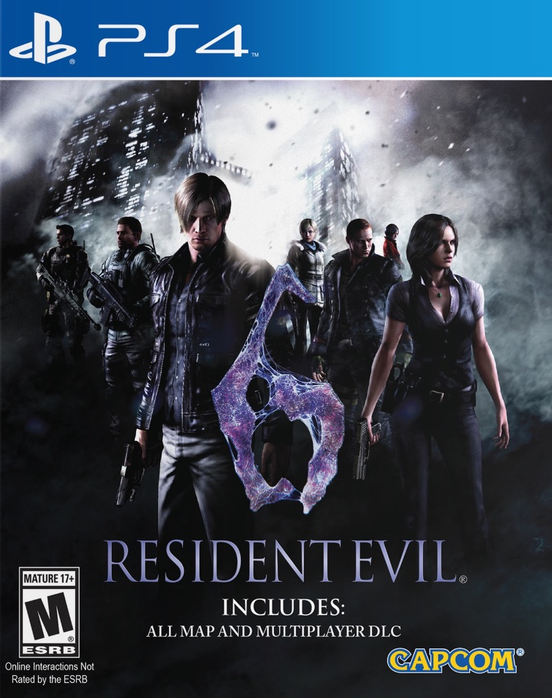 Resident Evil 6 Ps4 Trophy Guide Road Map