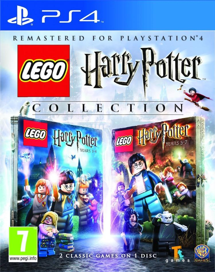 Lego Harry Potter Collection Years 1 4 Trophy Guide Road Map