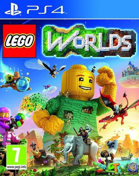 LEGO Worlds Trophies - PlaystationTrophies.org