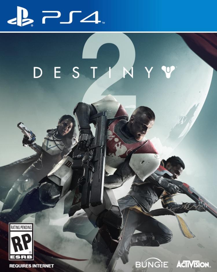 Destiny 2 Trophy Guide & Road Map - PlaystationTrophies org