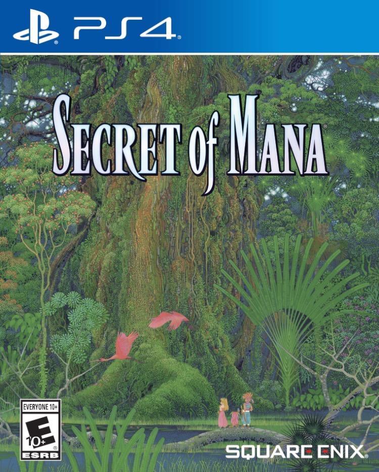 Secret Of Mana Ps4 Amp Vita Trophy Guide Amp Road Map
