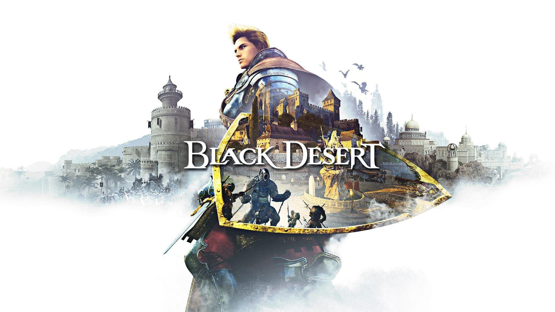 Open-World Action RPG Black Desert is Heading to PlayStation