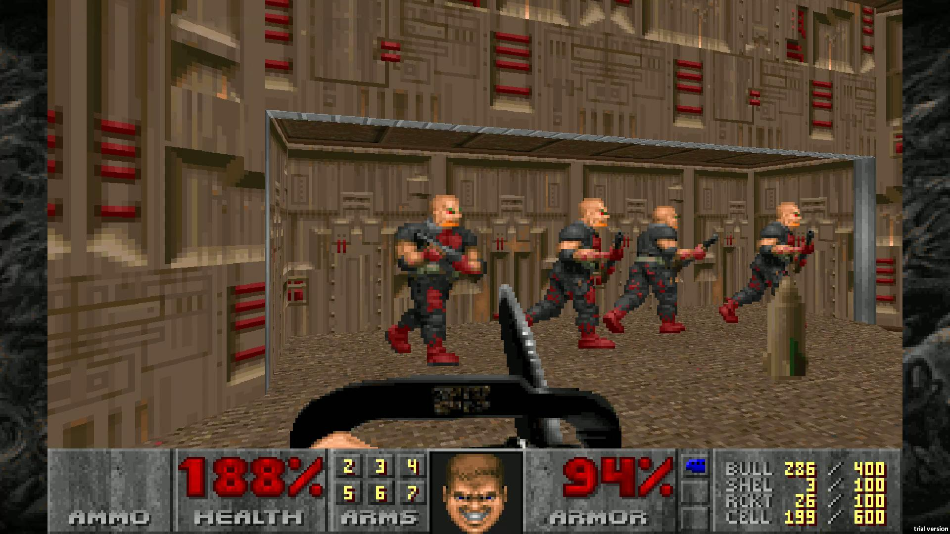 The First Three DOOM Games Are Out Now For PS4 - Playstation