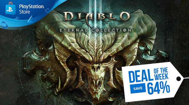 Diablo 3: Eternal Collection is Deal of the Week Alongside