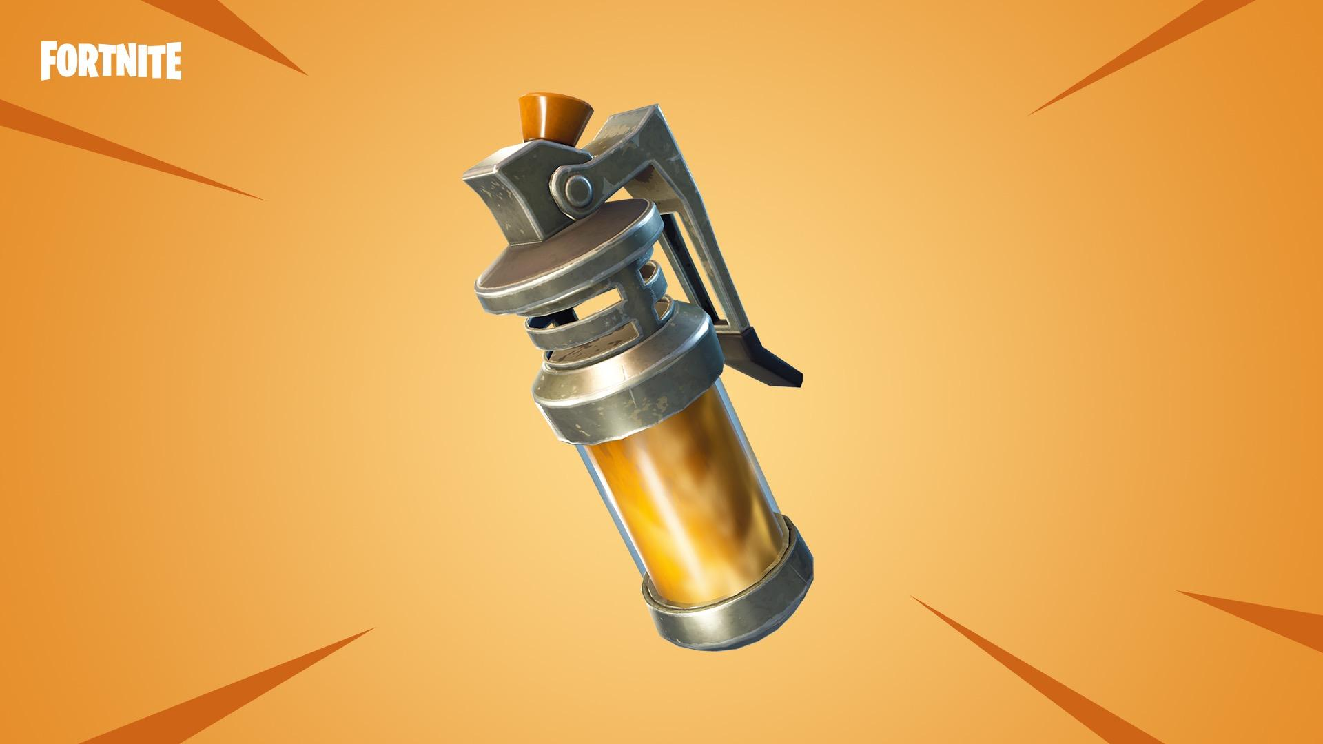 Fortnite Battle Royale Adds Stink Bombs With Patch V4 4