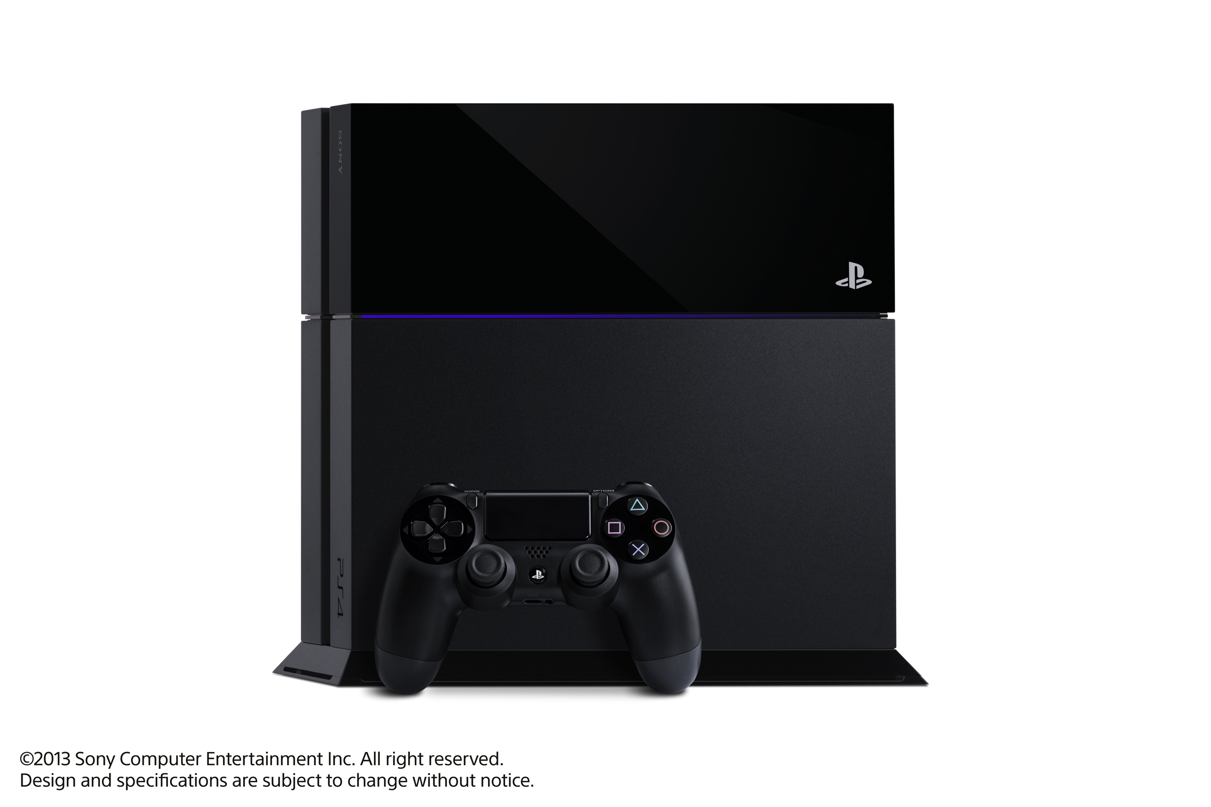 E3 2013: A Closer Look at the PlayStation 4, DualShock 4 ...