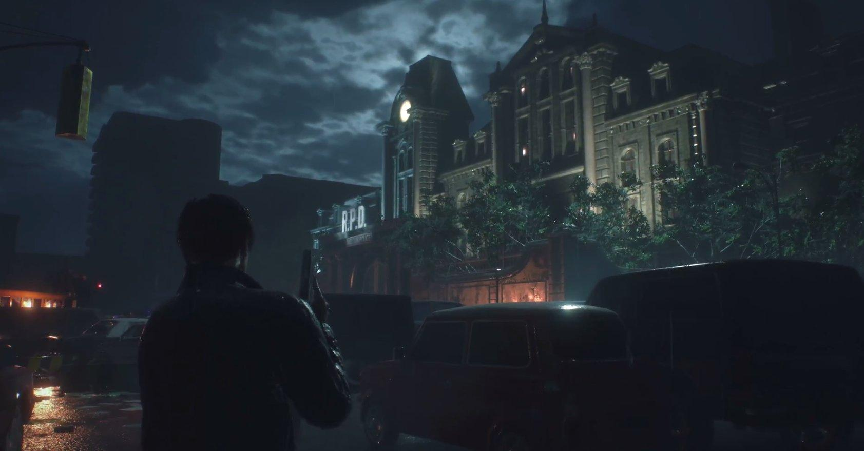 Resident Evil 2 Remake Will Feature Hunk and Tofu - Playstation 4