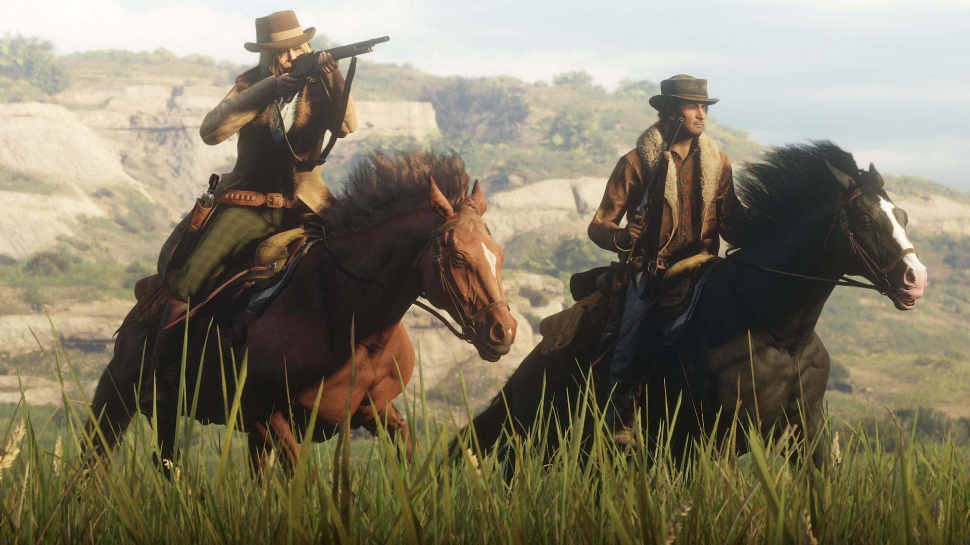 Online matchmaking (Gun rush Xbox one): reddeadredemption