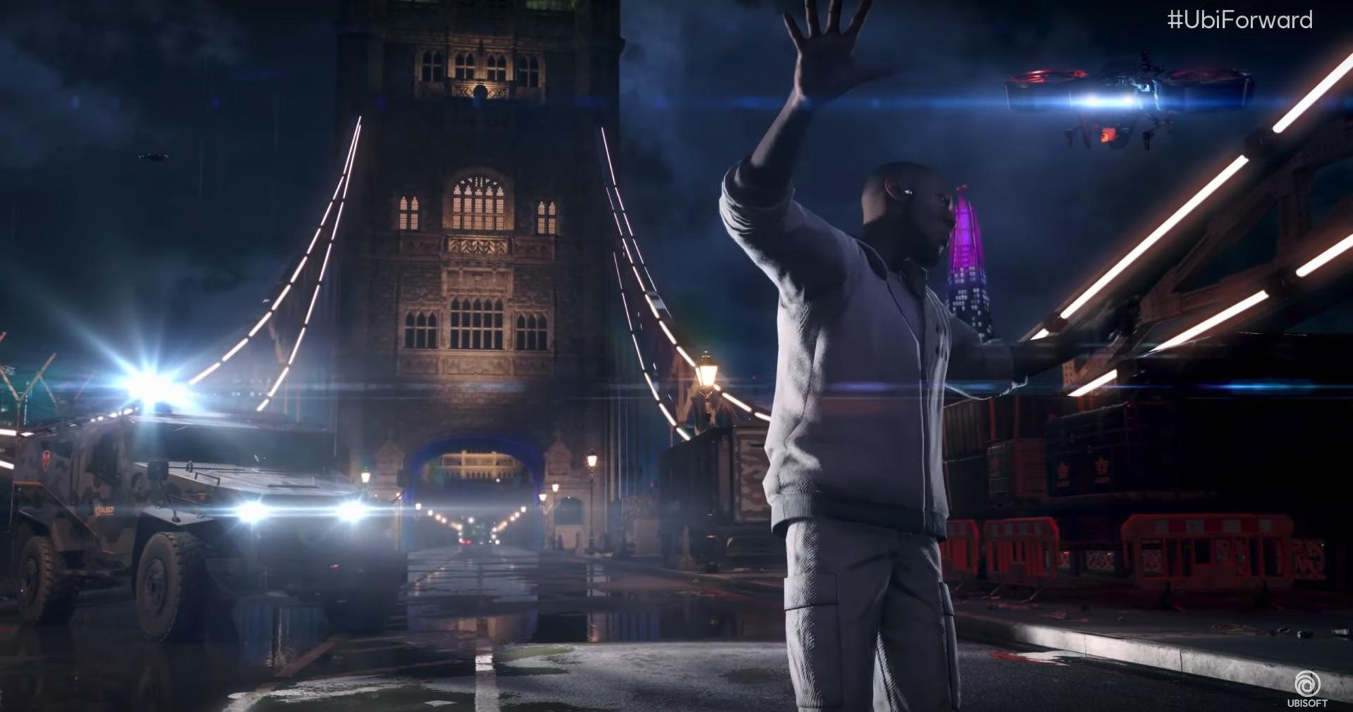 Watch Dogs Legion Features Stormzy Aiden Pearce To Return In Dlc Playstation 4 Playstation 3 News At Playstationtrophies Org