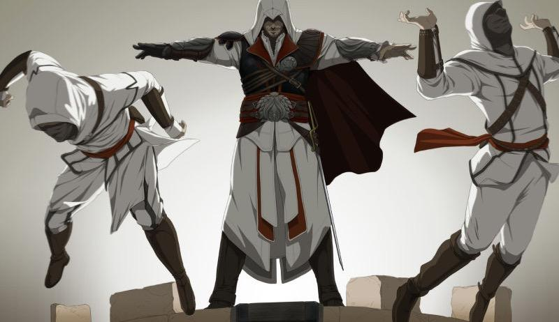 Assassin S Creed Anime Series Coming To Netflix Playstation 4