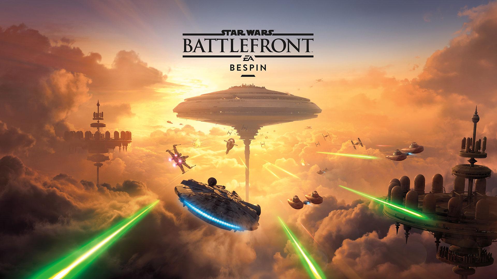 Star Wars Battlefront - Second DLC Bespin Release Date & Details