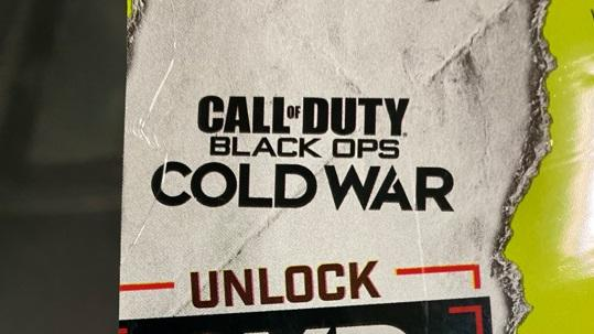 call of duty cold war leaked doritos