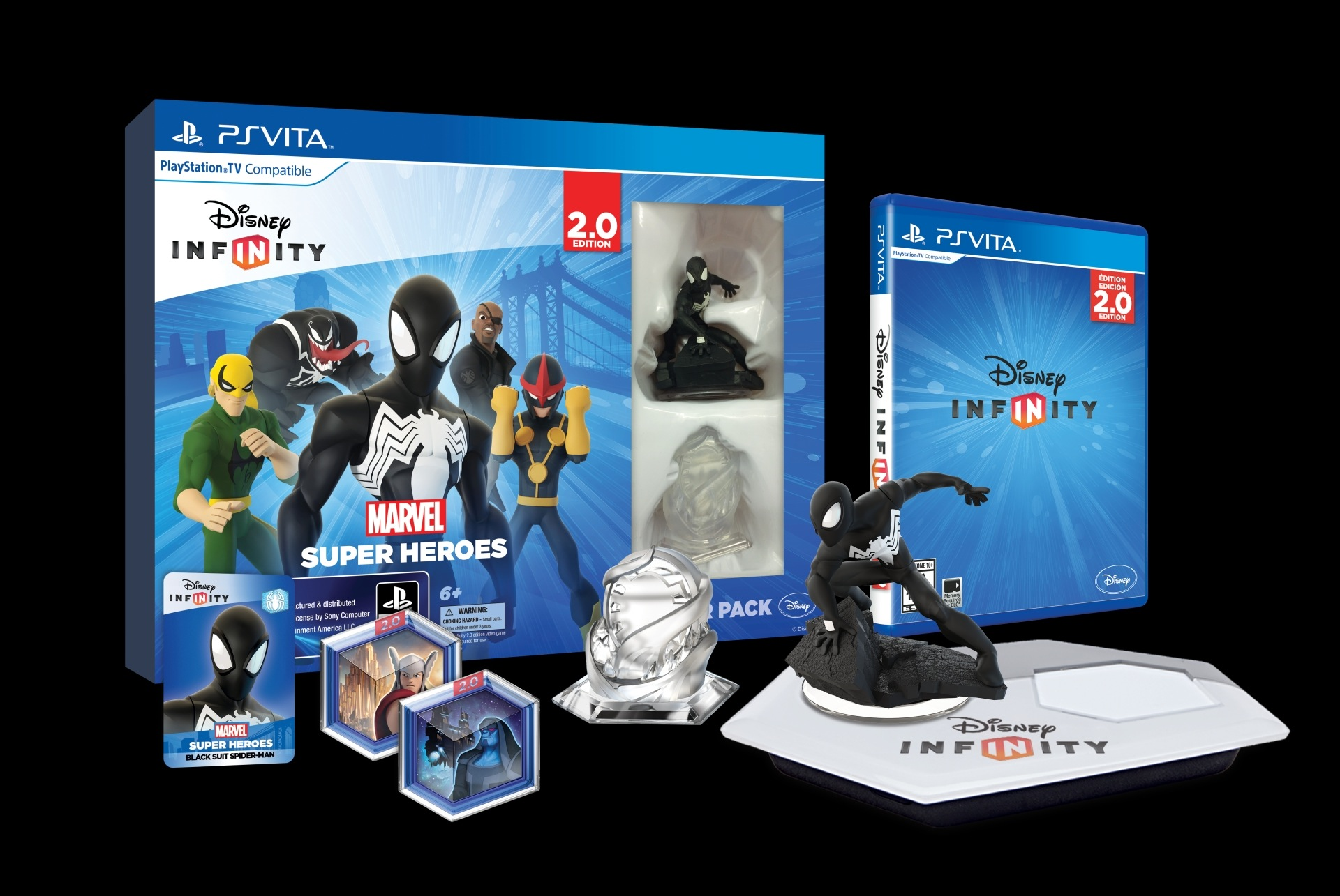 Disney Infinity 2 0 Edition Comes To Ps Vita From Tomorrow