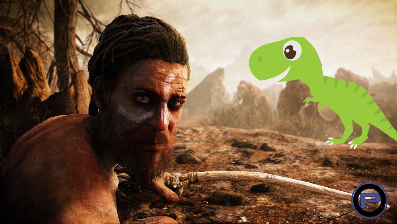 Far cry primal dinosaurs