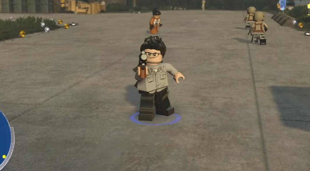 LEGO Star Wars: The Force Awakens Has A Playable JJ Abrams Figure ...