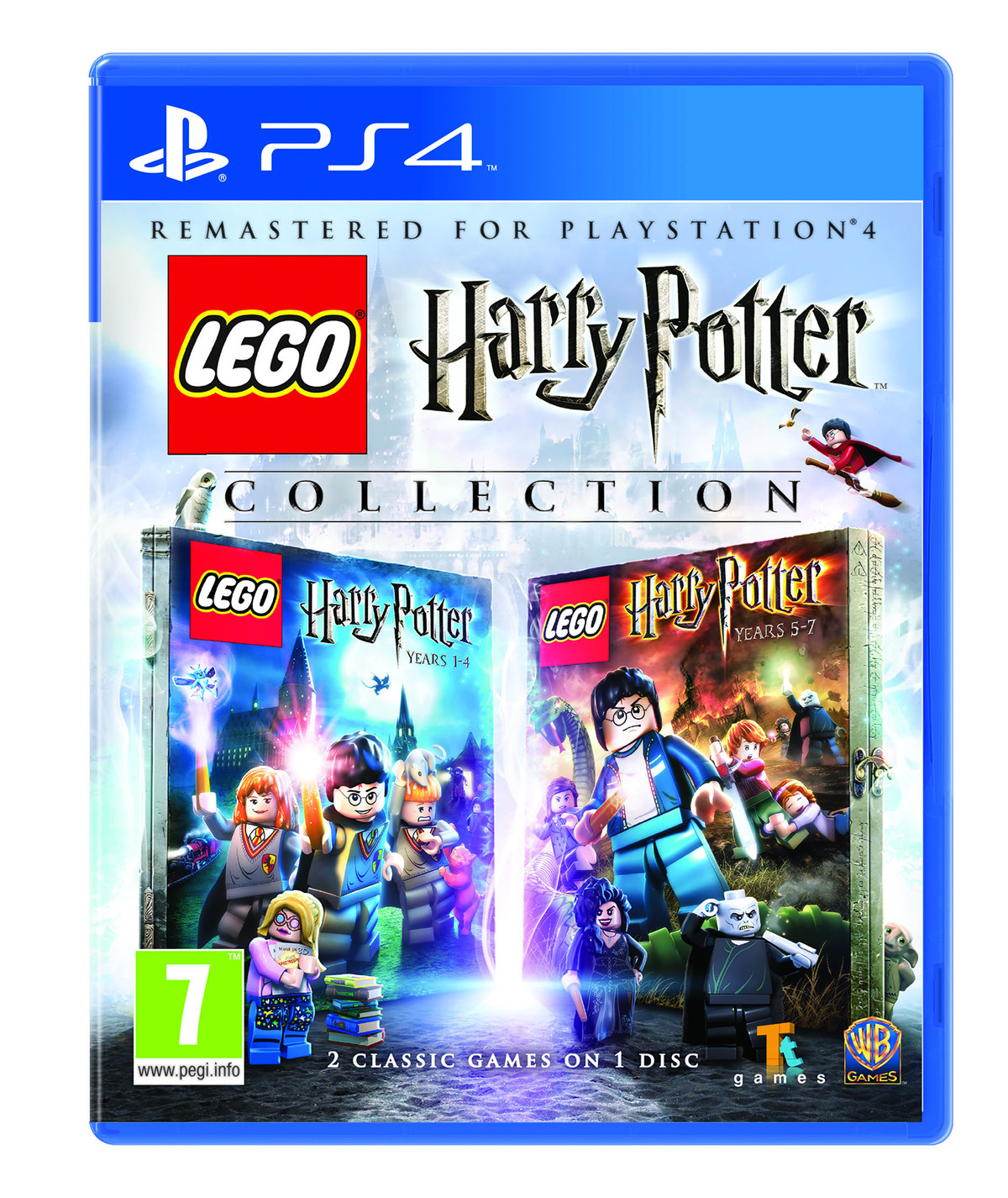 LEGO Harry Potter Collection Coming to PS4