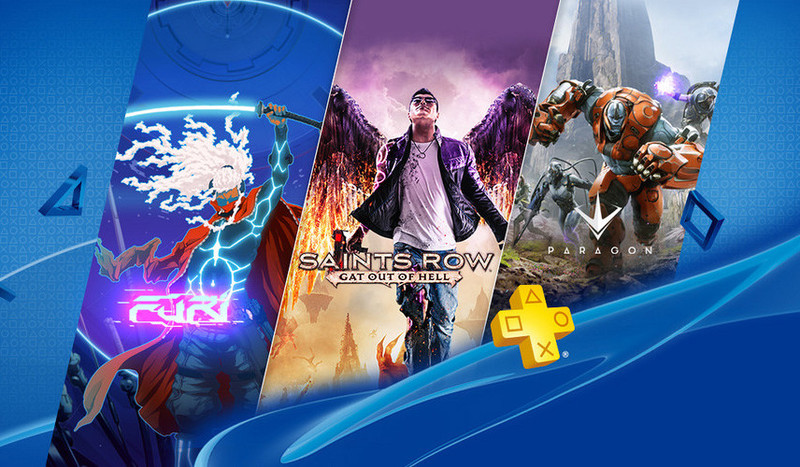 July's PlayStation Plus Games Announced