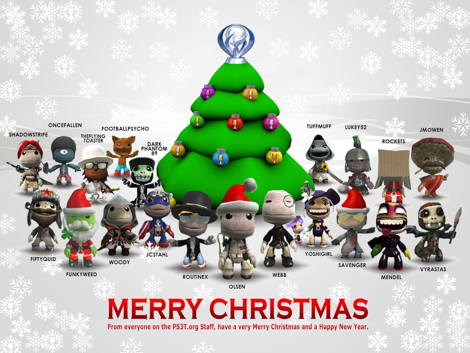 Merry Christmas!! - Playstation 4, PlayStation 3 News at ...