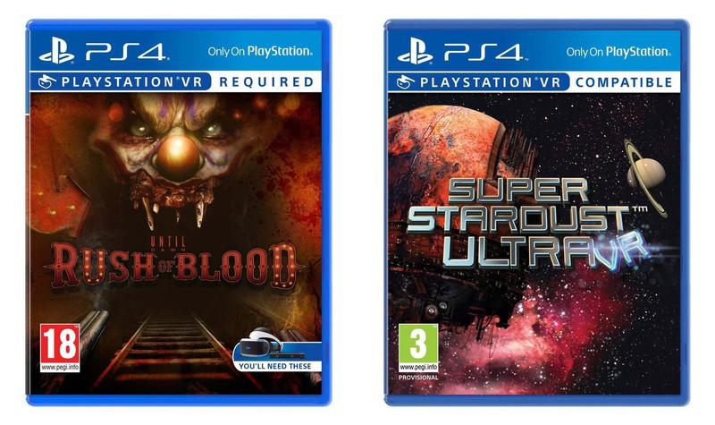 Ps Vr Games Will Have Clear Non Confusing Labelling On Boxart