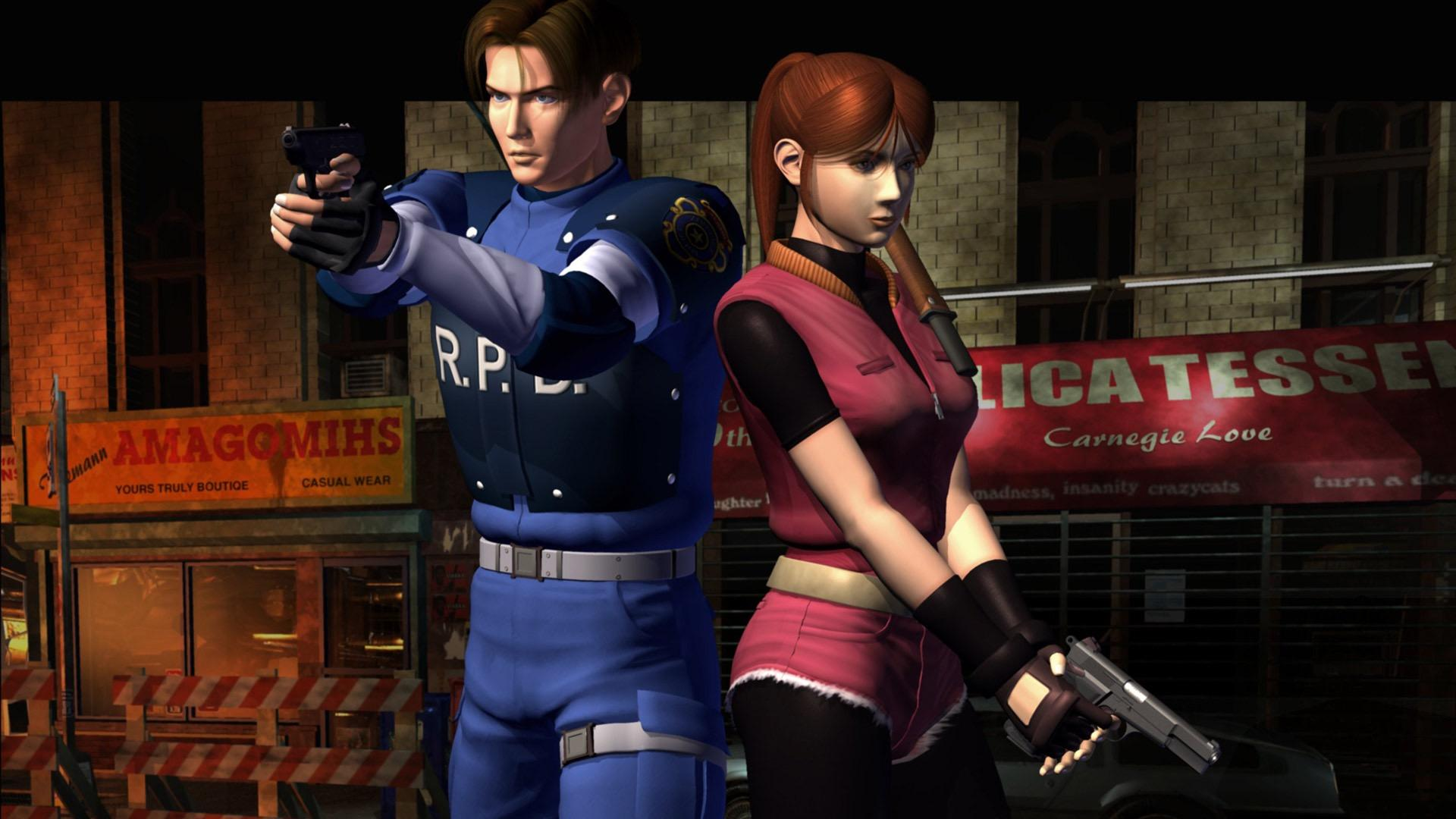 Resident Evil 2 Remake Won't Feature Claire, Leon and Ada Voice
