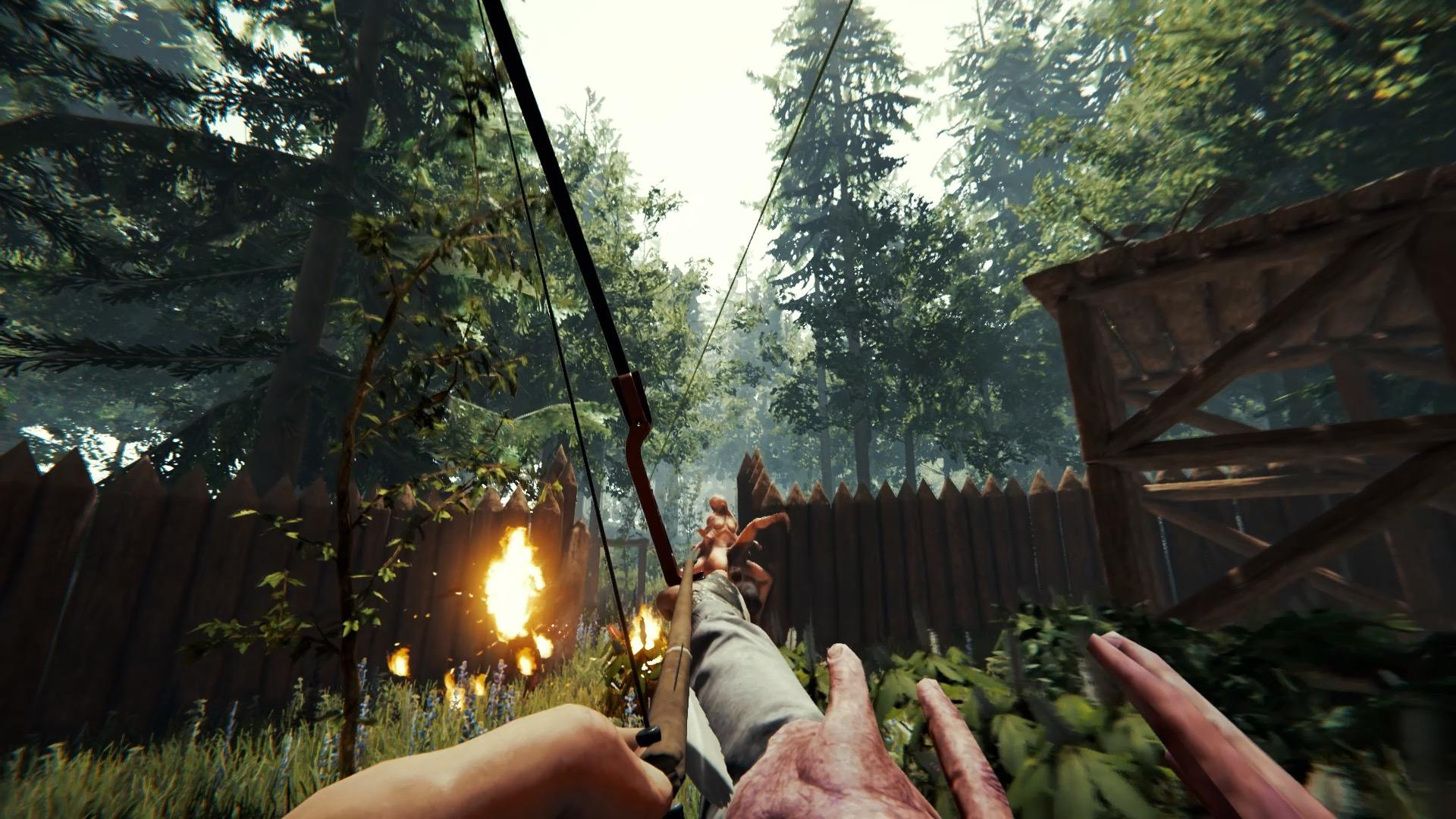 Open-World Horror 'The Forest' Heading to PS4 This November