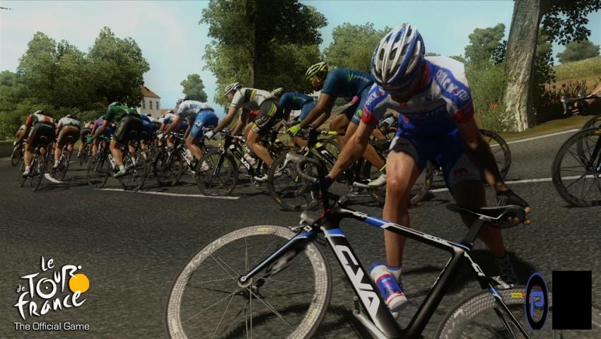 Gamestop Tour De France