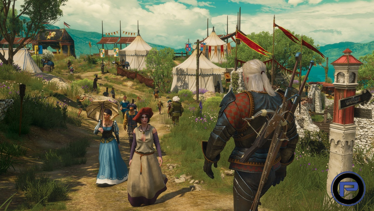 The Witcher 3: Wild Hunt's PS4 Pro HDR Support Patch Has