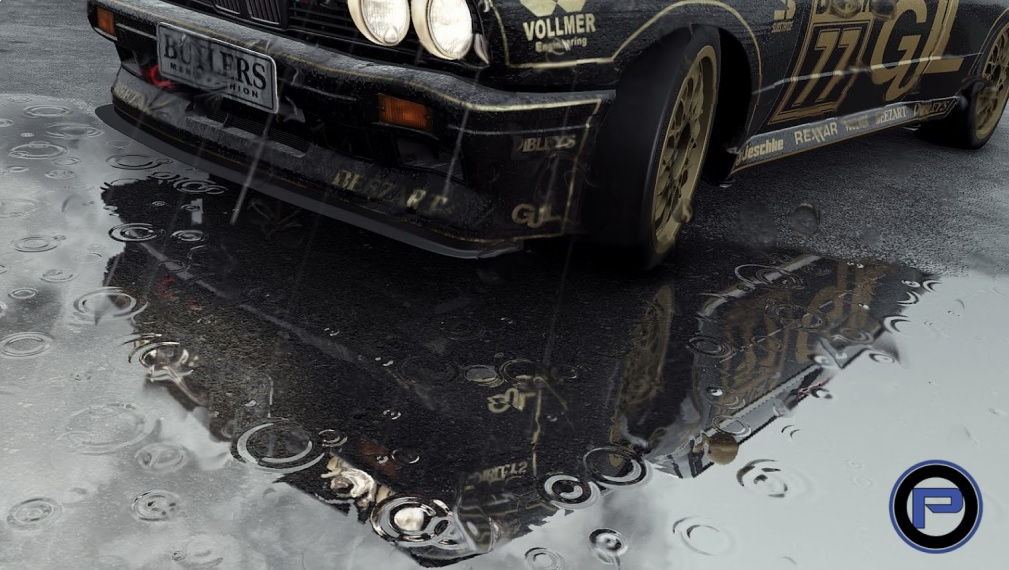 Ten In Game Screenshots Demonstrating Project CARS Dynamic Weather And Time Of Day Engine Below The Will Be Racing Onto PlayStation 4 Xbox One