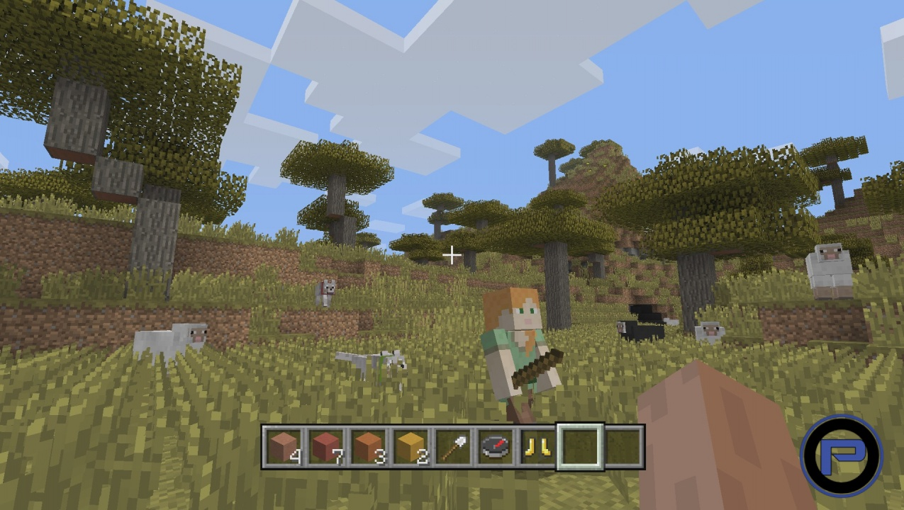 MInecraft Gets Biggest Ever Update on Consoles - Playstation 4