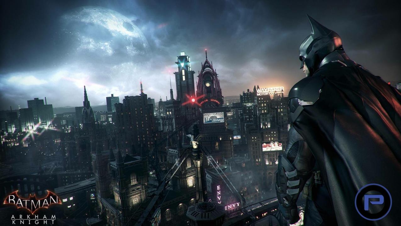 Image result for Batman: Arkham VR city