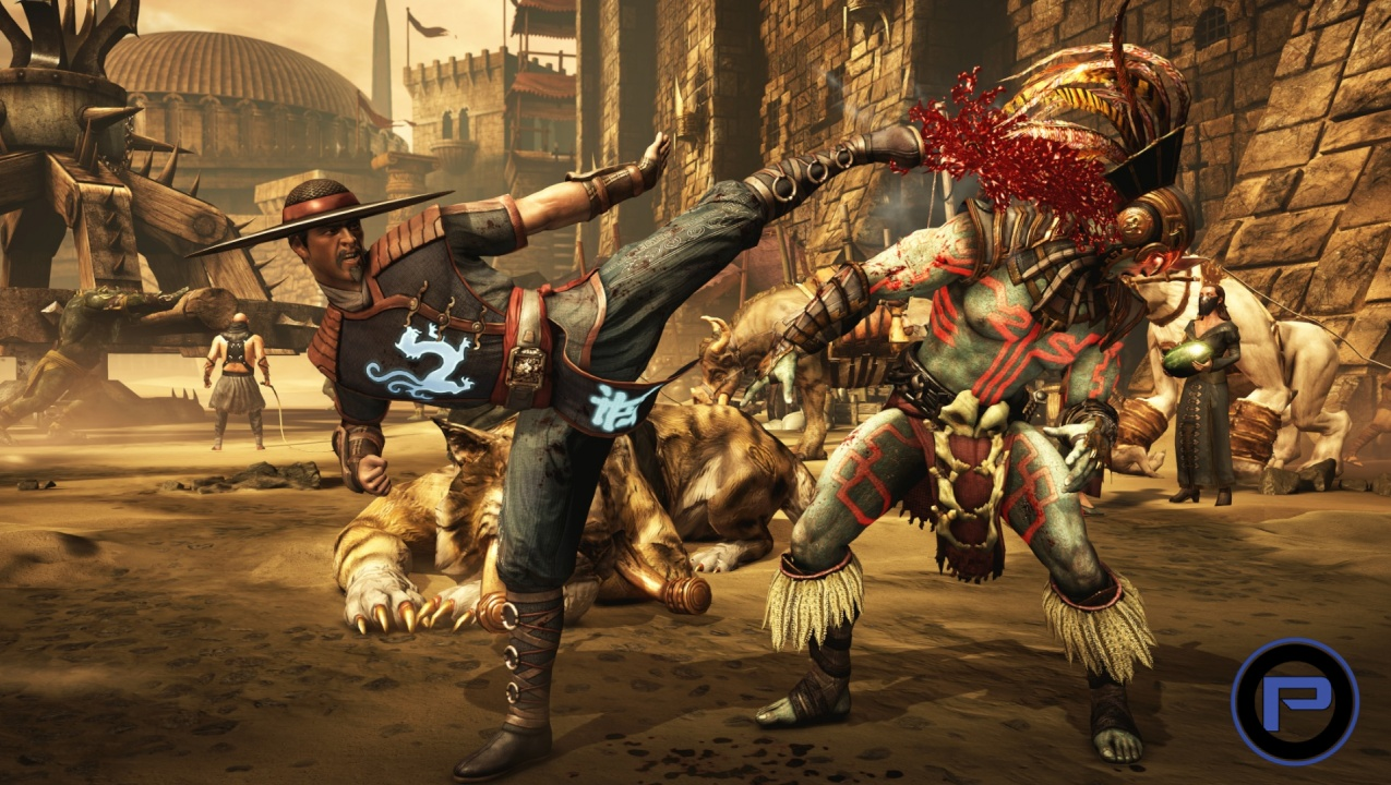 Mortal Kombat X Hands On Preview Fatality Fury Playstation 4