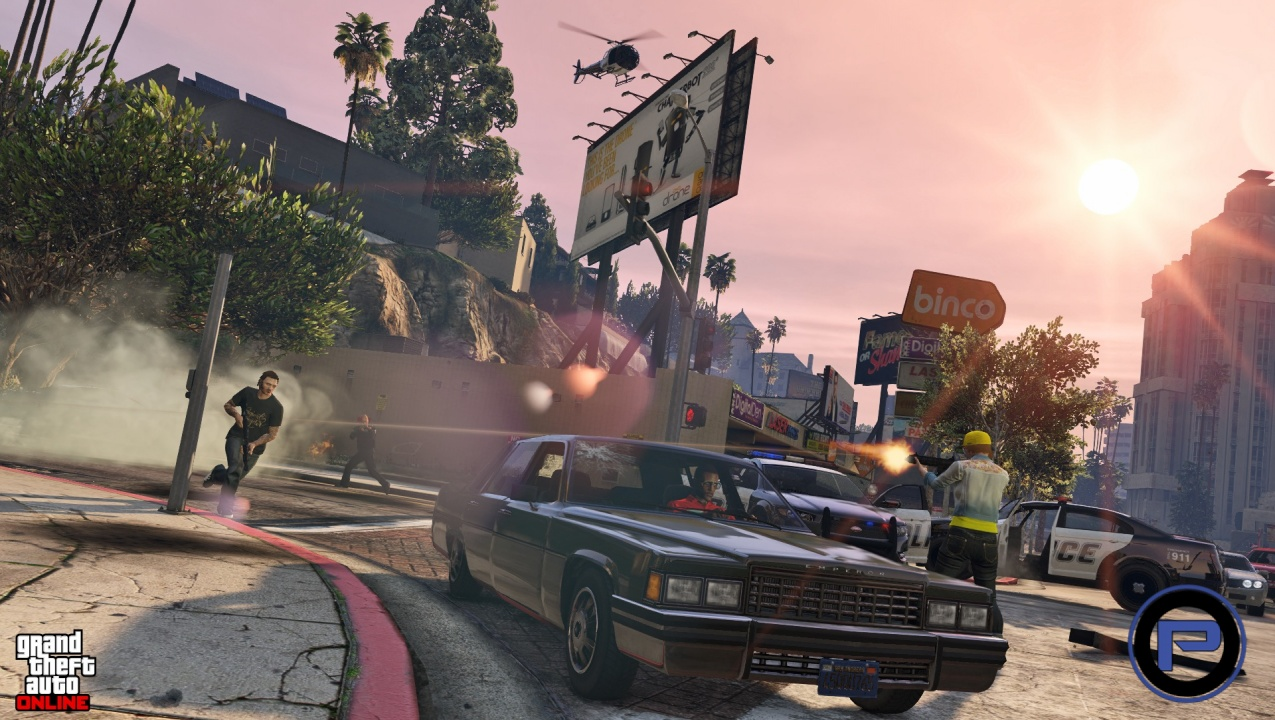 Grand Theft Auto V (PS4) Review - PlayStation 4 Review at
