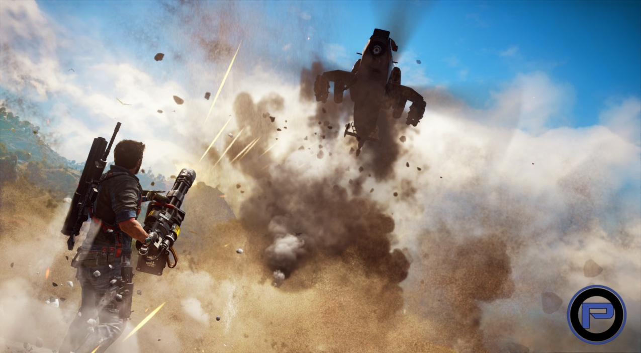 Just Cause 3 Has Gone Gold Updated With Story Trailer Sony Ps4 Edition Bust Out Hans Zimmers Greatest Contribution To Music Once More Because Finished And Ready Be Pressed Onto Discs