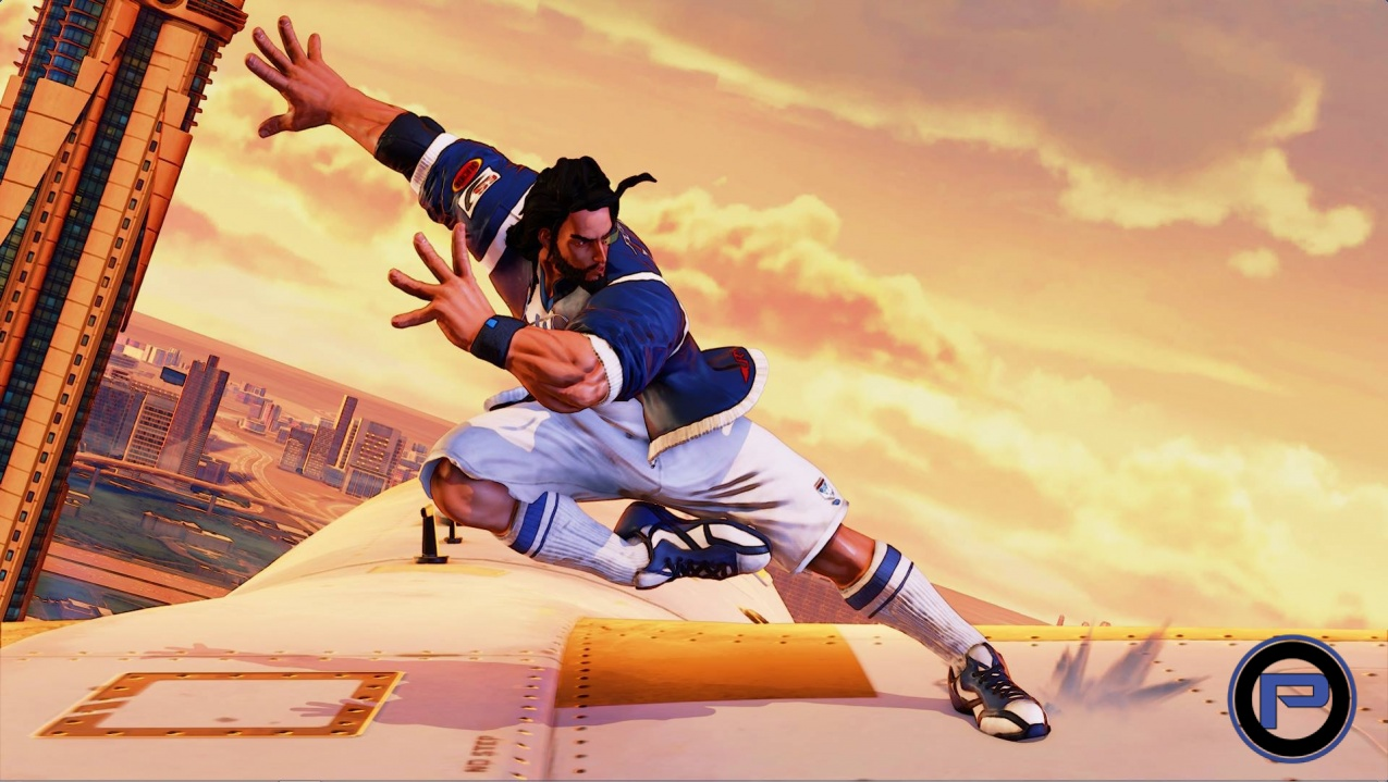 Street Fighter V's New Character Abigail and Sporty DLC