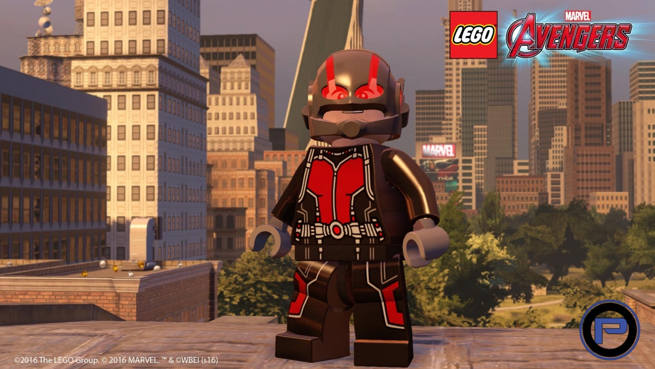 LEGO Marvel's Avengers' Free Ant-Man DLC is Out Now