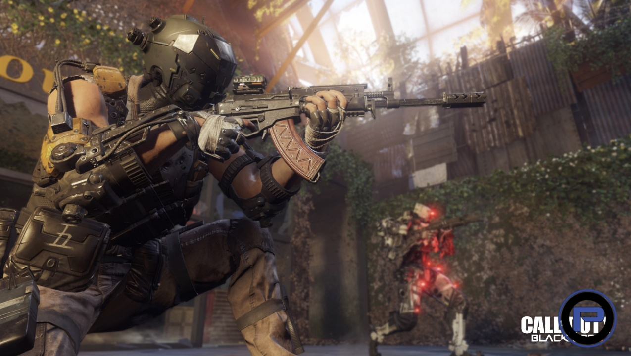 Call Of Duty Black Ops 3 Custom 1tb Ps4 Console Revealed