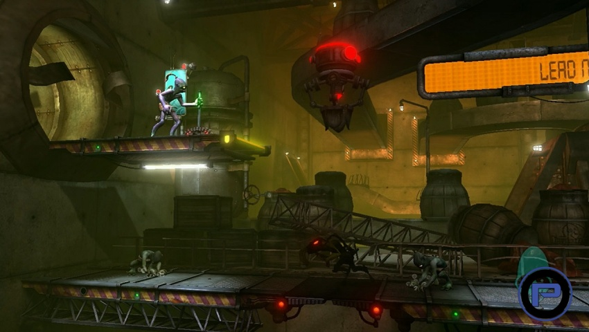 Oddworld: New 'n' Tasty Bringing Delectable Platforming to ...