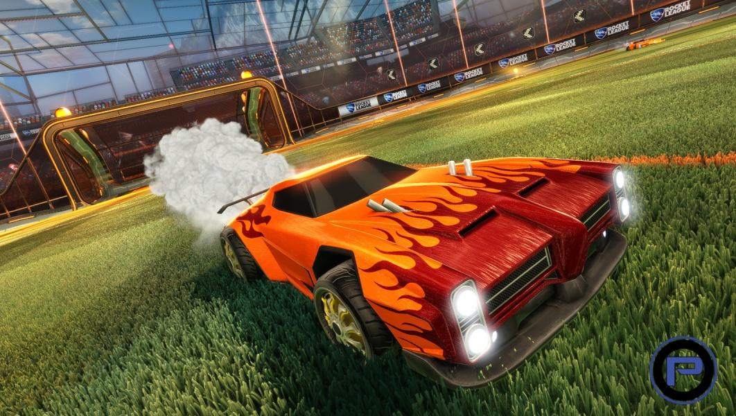 trophée rocket league supersonic fury