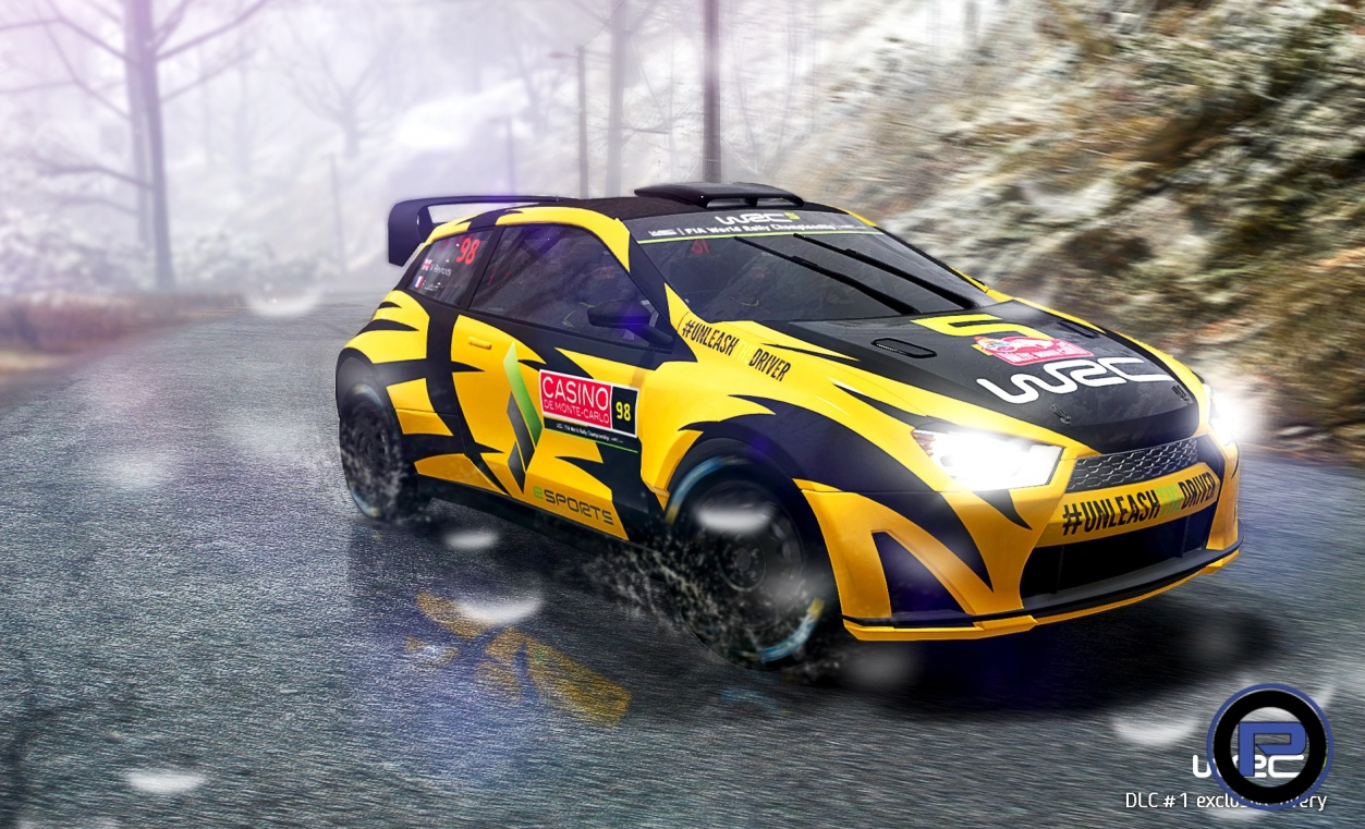 wrc 5 esports pack 1 out now to coincide with global tournament playstation 4 playstation 3. Black Bedroom Furniture Sets. Home Design Ideas