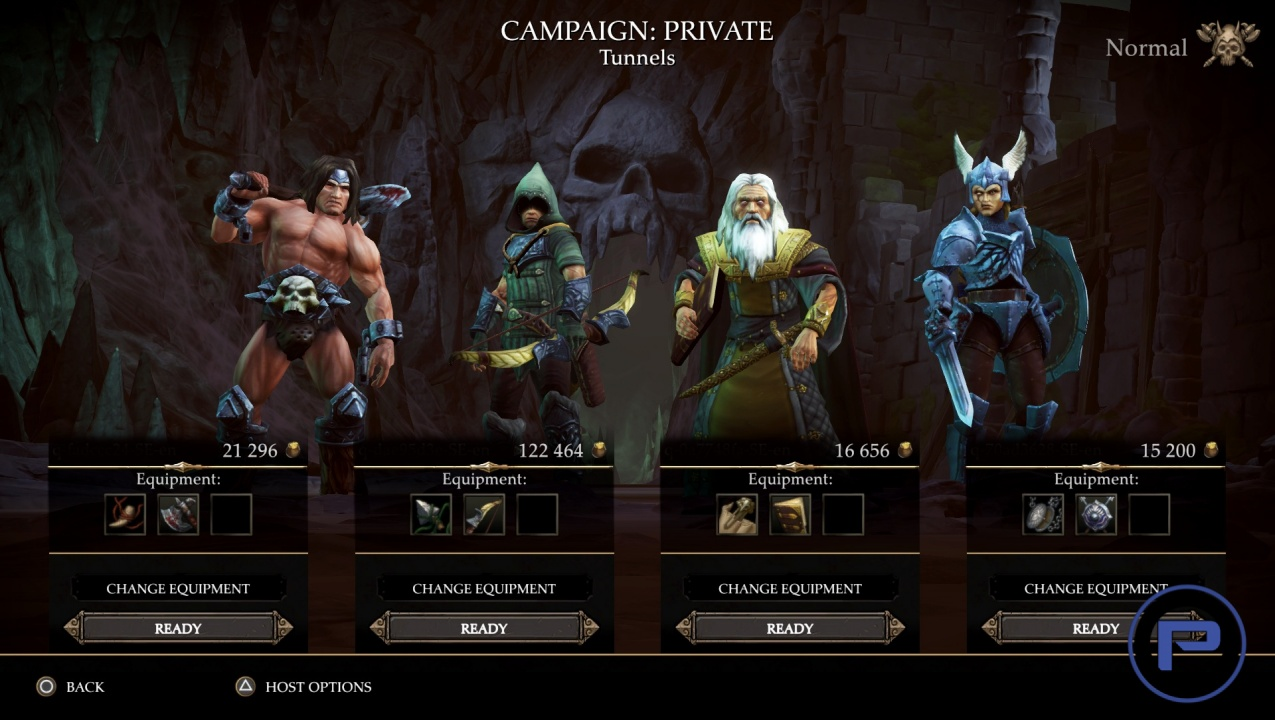 Gauntlet Slayer Edition Battles Its Way Onto Ps4 Next Month Playstation Network 200 Warrior Wizard Valkyrie And Elf Are All Set To Return In Co Op Classic Heading The As For