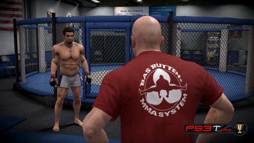 ea sports mma career mode enters the gym playstation 4 rh playstationtrophies org EA Sports UFC PS4 EA Sports MMA Roster