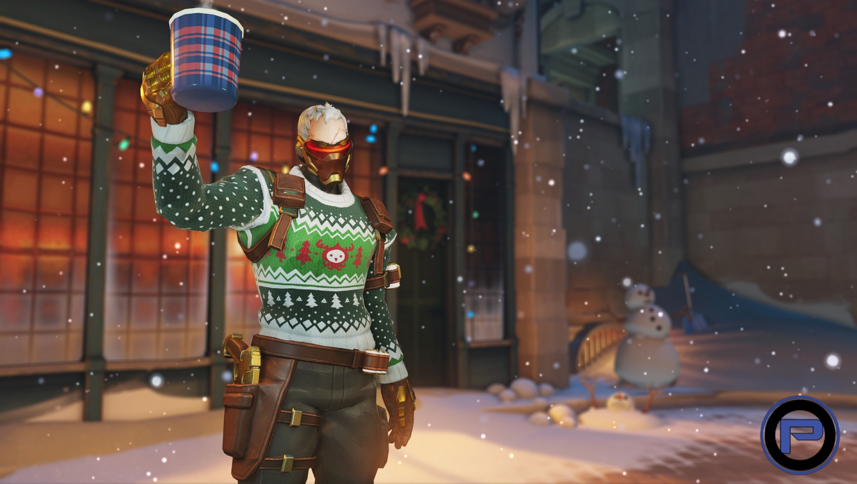 Overwatch Winter Wonderland 2020.Overwatch Winter Wonderland Returns With Snowball