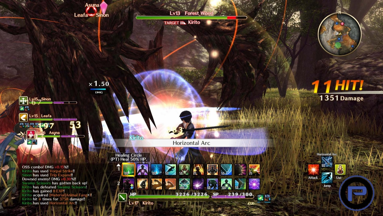 Sword Art Online: Hollow Realization is 'The Most Ambitious