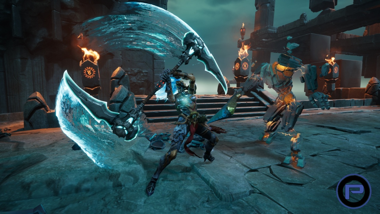 Image result for darksiders 3 keepers of the void