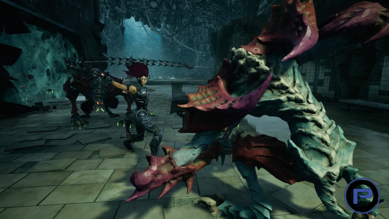 Darksiders III is Taking the Series Down a Dark Souls Path
