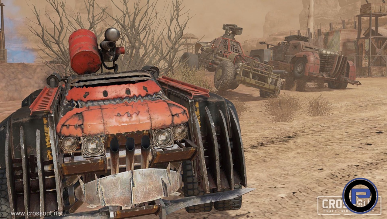 Crossout Available Today As A Free Download - Playstation 4