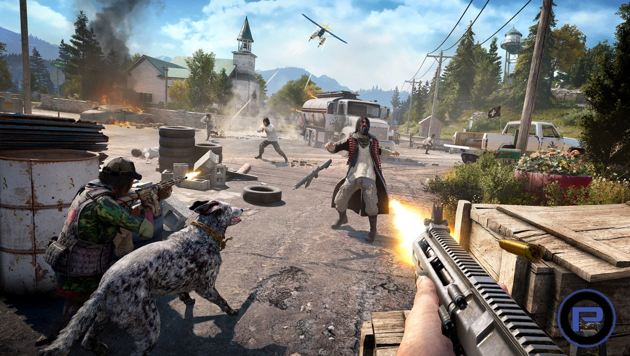 Far Cry 5 S Pricey 200 Resistance Edition Available At Gamestop Playstation 4 Playstation 3 News At Playstationtrophies Org